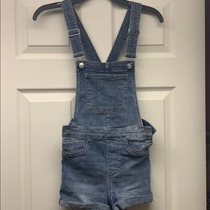 H&M Overall Shorts *NEW